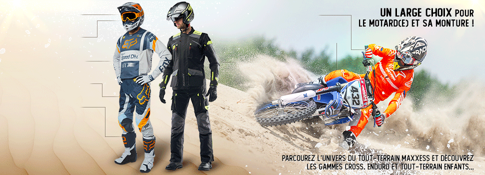 Menu Cross / Enduro